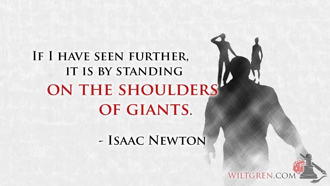 Sobre os Ombros de Gigantes - Engenheiro Líder