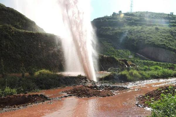 Vazamento Mineroduto Zona da Mata - MG - Engenheiro Líder