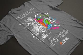 Itens personalizados, Camiseta Estampada - Engenheiro Líder
